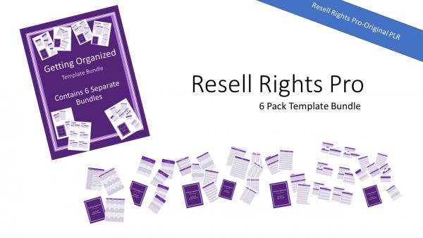 Resell Rights Planner OriginalPLR