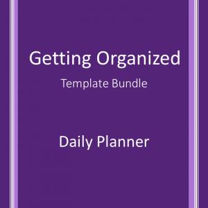 Daily Planner-PLR