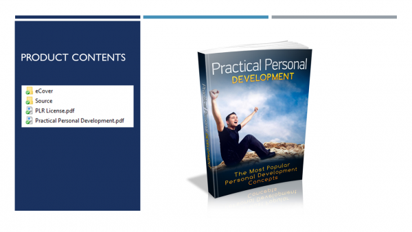 Personal Practical Development
