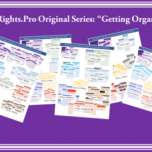 Getting Organized Planner Templates