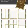 Planner Template Sheet