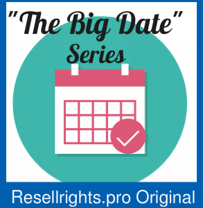 """""""The Big Date"""" Series"""
