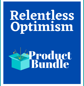 Relentless Optimism -Cover Image